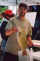 smallmouth bass charters ashtabula ohio lake erie